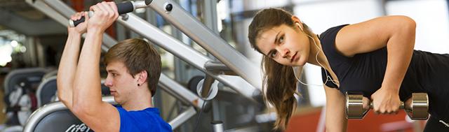 Leute kennenlernen im fitnessstudio